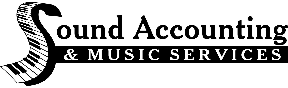 Sound Accounting & Music Services