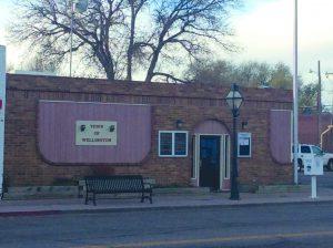 Wellington, Colorado Town Hall Building