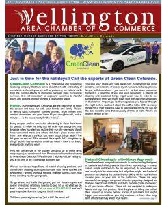 Wellington Area Chamber Newsletters