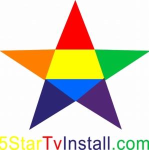 5 Star Tv Install
