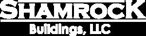 Shamrock Buildings LLC Logo White