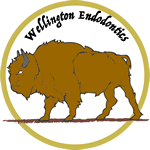 Wellington Endo Logo Brown