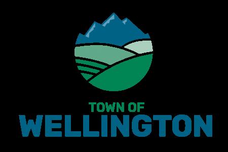 Wellington Logo Vertical