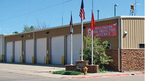 Fire Station Admin Offices
