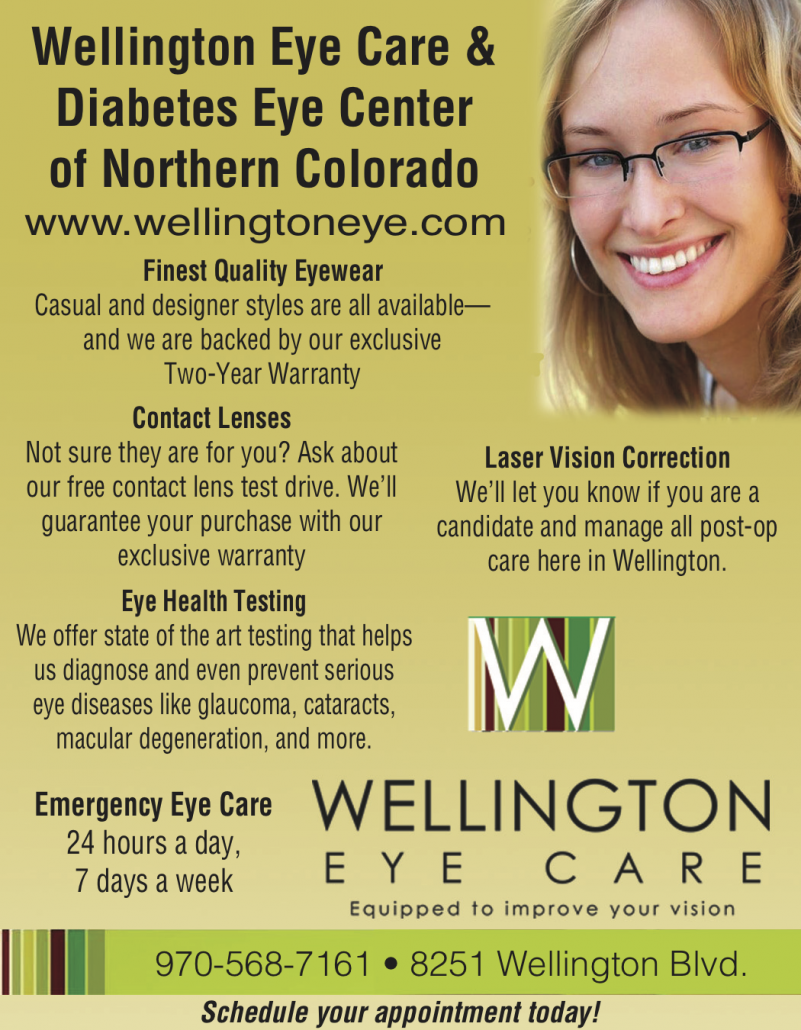 Wellington Eye Care